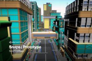 Snaps Prototype | Sci-Fi Urban