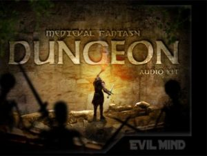 Dungeon Audio Kit – Medieval Fantasy (Music+Ambience+FX)