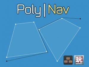PolyNav – 2D Pathfinding