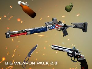 big-weapon-pack-2-0-mobile-ready-snipers-pistols-shotguns-skins