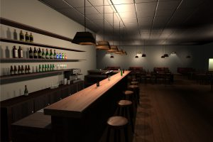 Cozy Cafe Bar