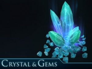Read more about the article Crystal and Gems