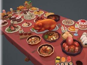 Delicious Food 02