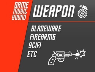 GameMusicSound – Weapon Sounds Pack