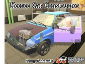 Keeree Car Constructor