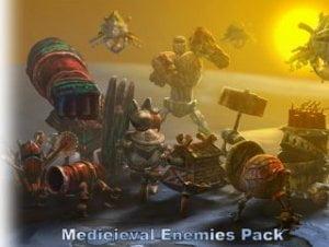 medieval-enemies-pack
