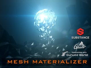 Mesh Materializer