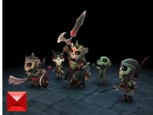 mini-skeleton-swarm-pack
