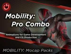 MOBILITY PRO: Mocap Combo Animation Pack