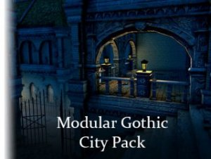 Modular Gothic City
