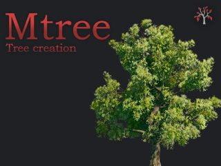 Mtree – tree creation