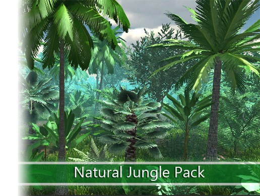 Natural Jungle Pack