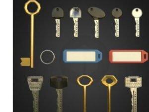 PBR Keys pack