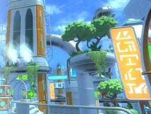 PBR Sky City