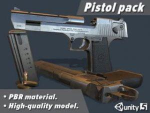 pistol-pack