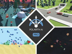 Polarith AI Pro | Movement, Pathfinding, Steering