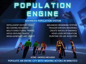 Population Engine