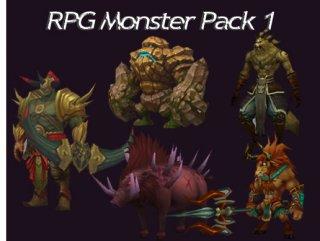 RPG Monster Pack 1