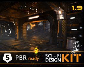 Sci-fi Design Kit