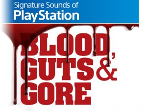 Signature Sounds Of Playstation : Blood, Guts, and Gore