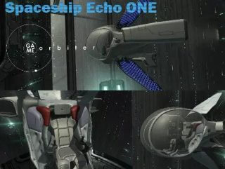 Spaceship Echo One