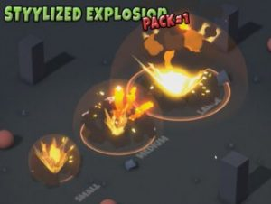 Read more about the article Stylized Explosion Pack 1