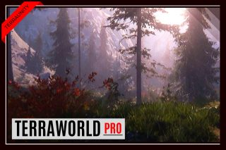 TerraWorld – Automated Level Designer