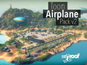 Toon Airplane Pack v2