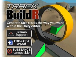 Track BuildR Procedural Race Circuit Generator