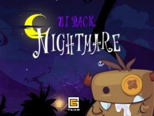UI Pack: Nightmare