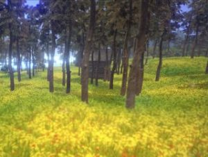 uNature – GPU Grass and Interactable Trees