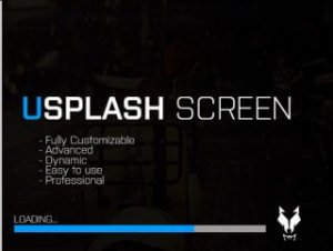 USplash Screen