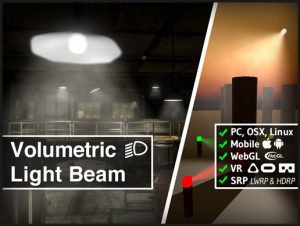 Read more about the article Volumetric Light Beam
