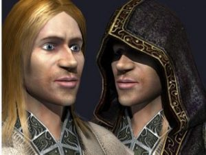 Warlock Playable Character