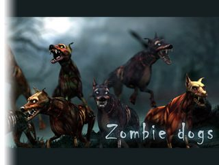 Zombie Dogs pack