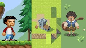 Pixel Art For Video Games