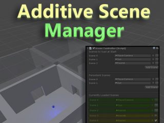 Additive Scene Manager