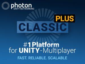 Photon PUN+ Classic