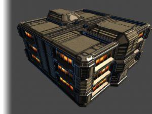 sci-fi-environment-models