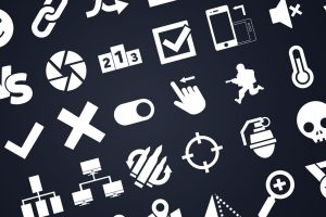Read more about the article 570+ Simple Vector Icons