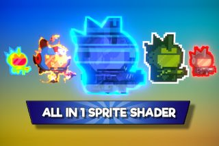 All In 1 Sprite Shader