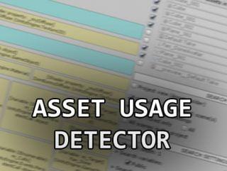 Asset Usage Detector