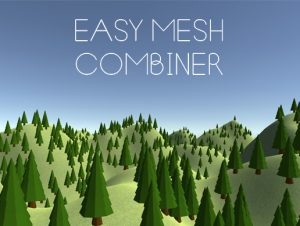 Read more about the article Easy Mesh Combiner MT