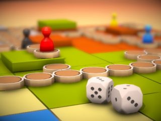 FlatPoly: Board Game Assets
