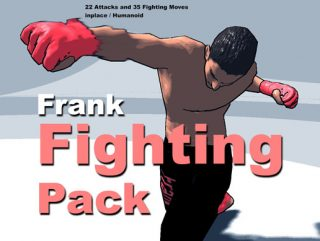 Frank Fighting Pack (1+2)