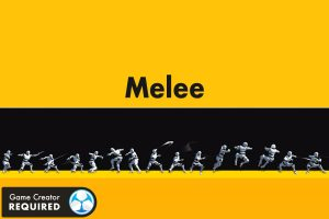 Game Creator Melee