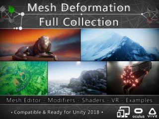 Mesh Deformation Full Collection