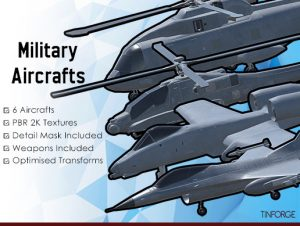 Read more about the article Military Aircraft Pack