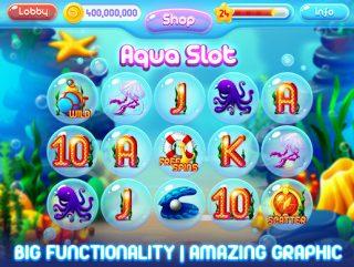 MK – Aqua Slot Full Game Asset