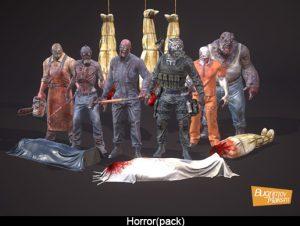 PBR Horror (Pack)